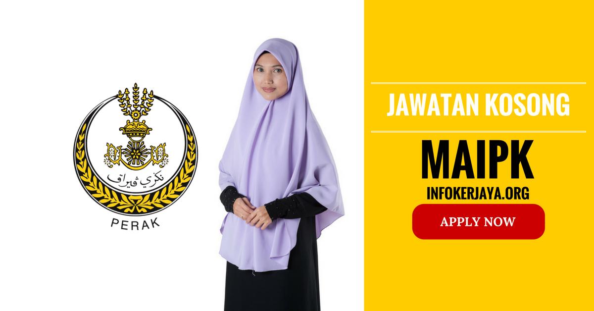 Jawatan Kosong Majlis Agama Islam Perak
