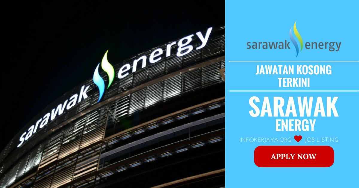 Jawatan Kosong Sarawak Energy (SEB)