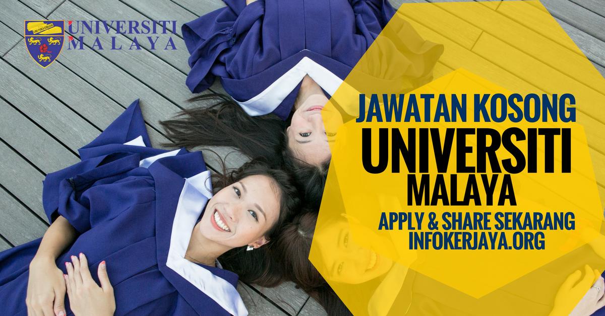 Jawatan Kosong Pusat Pendidikan Berterusan Universiti Malaya