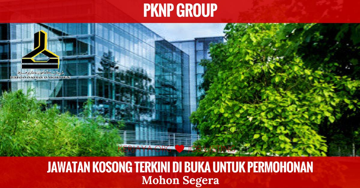 Jawatan Kosong PKNP Group
