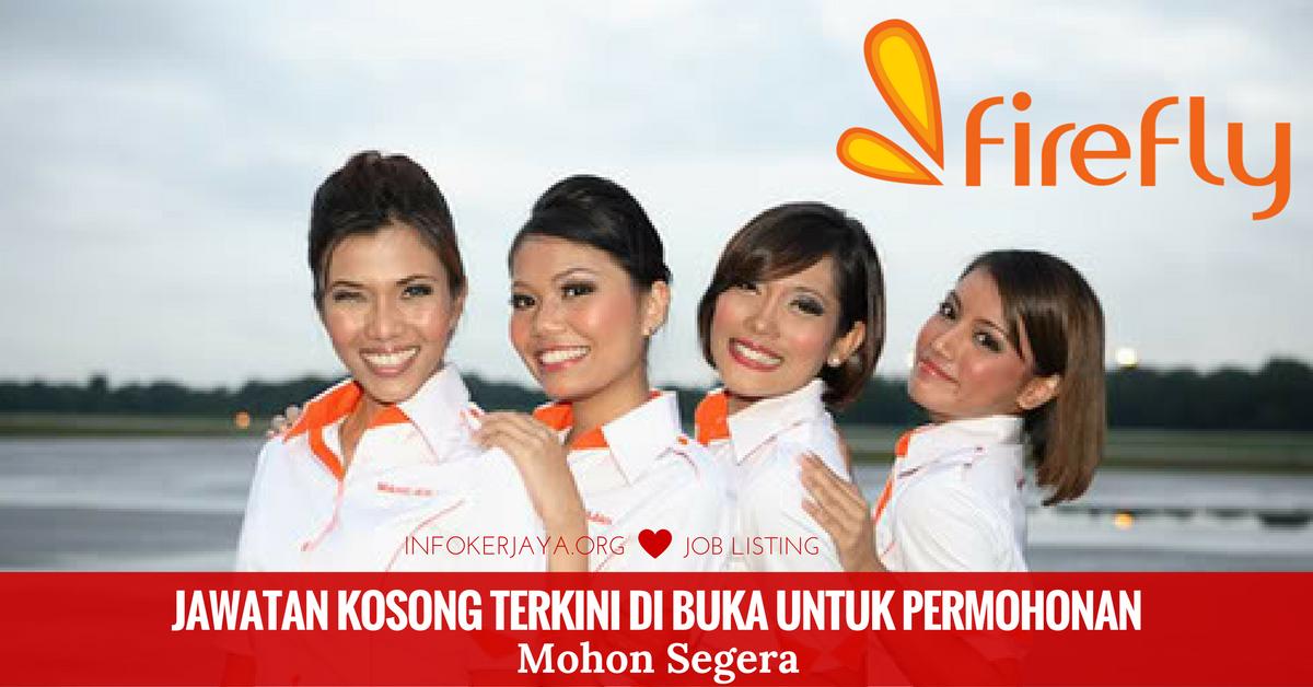 Jawatan Kosong FlyFirefly Sdn Bhd