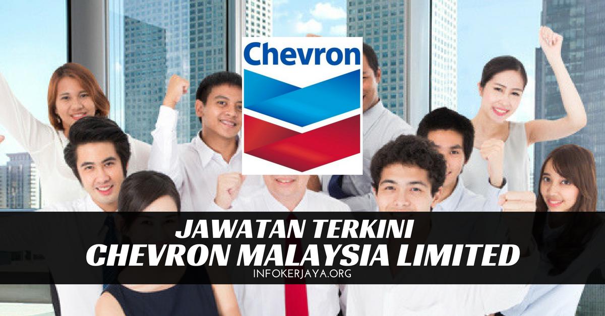 Jawatan Kosong Chevron Malaysia Limited