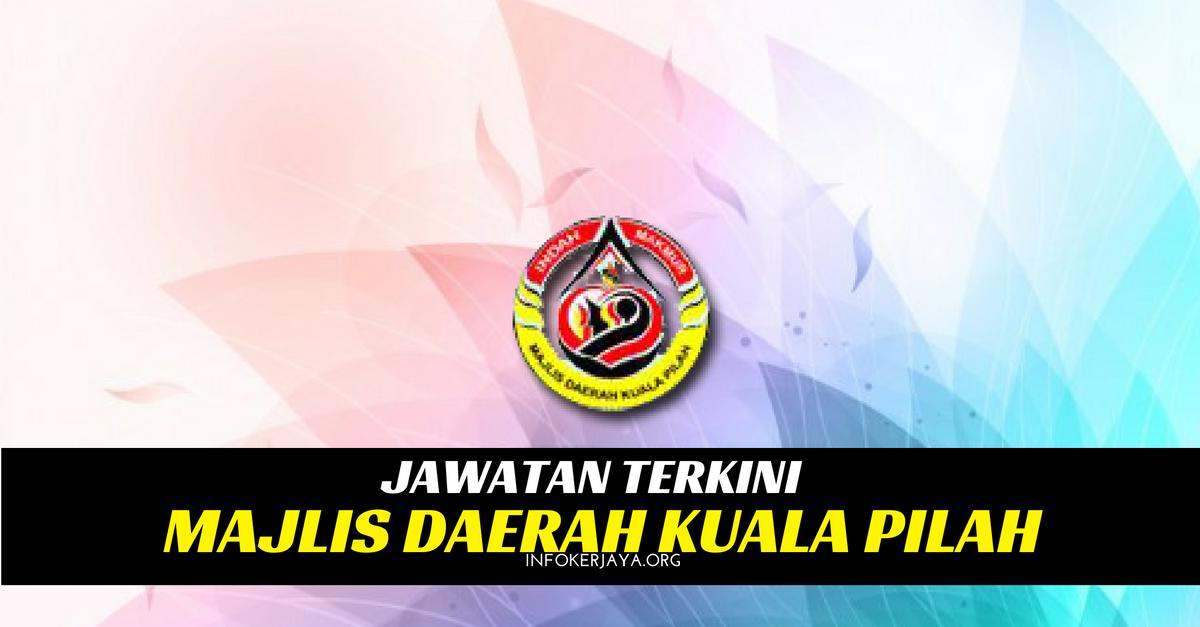 Jawatan Kosong Majlis Daerah Kuala Pilah