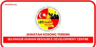 Jawatan Kosong Selangor Human Resource Development Centre SHRDC
