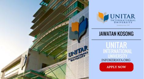 Jawatan Kosong UNITAR International University