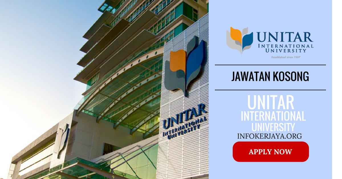 Jawatan Kosong UNITAR International University