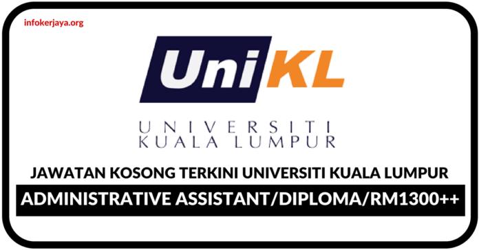 Jawatan Kosong Universiti Kuala Lumpur