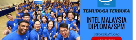 Temuduga Terbuka Intel Malaysia