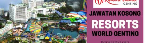 Temuduga terbuka Resorts World Genting