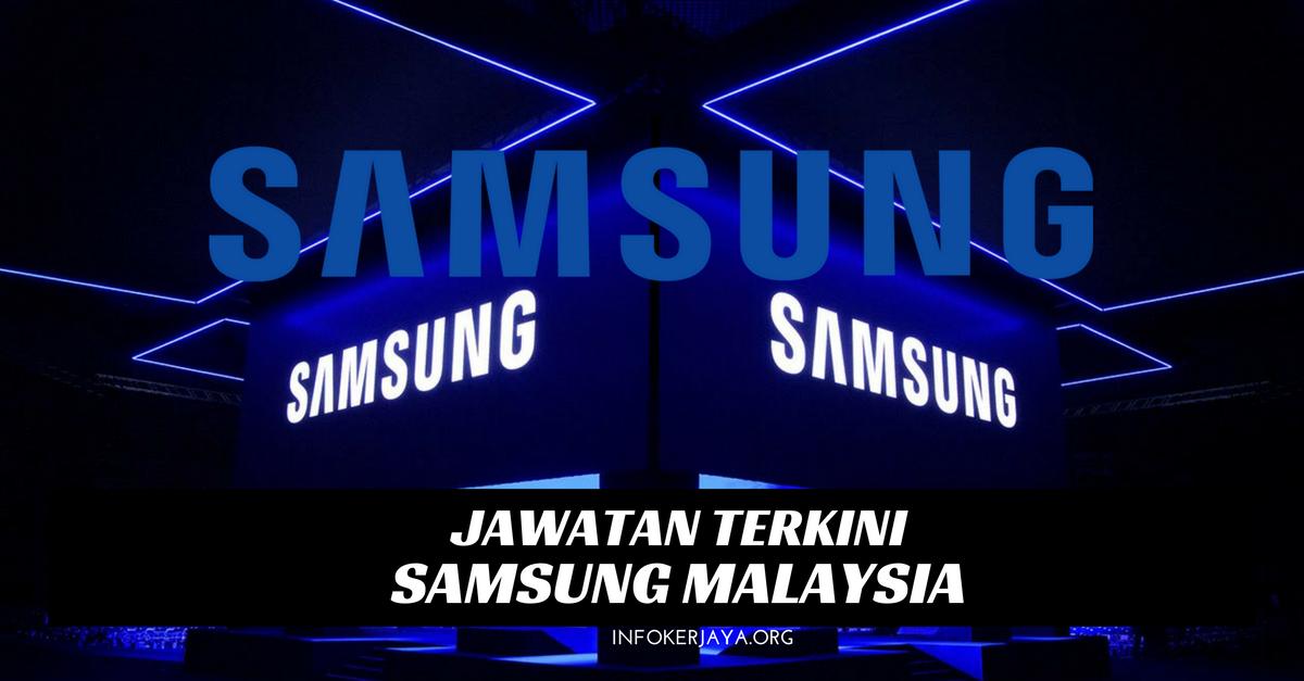 Jawatan Kosong Samsung Malaysia