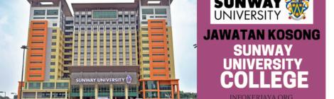 Jawatan Kosong Sunway University College
