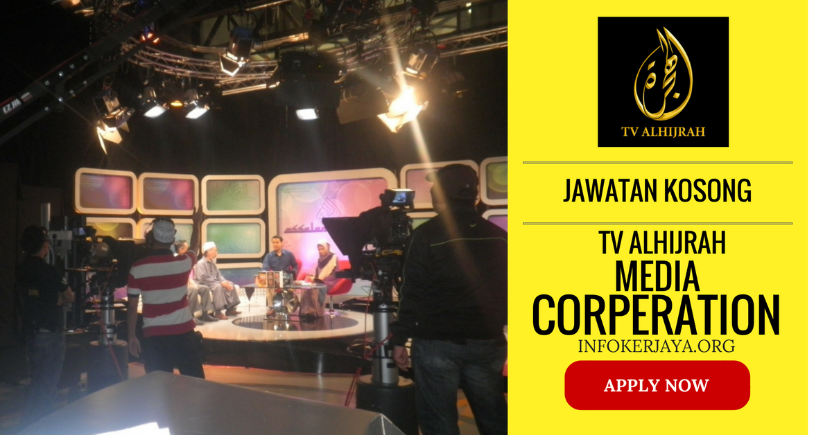Jawatan Kosong TV Al-Hijrah Media Corporation
