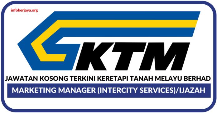 Jawatan Kosong Terkini Keretapi Tanah Melayu Berhad (KTMB)