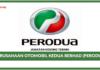 Jawatan Kosong Terkini Perusahaan Otomobil Kedua Berhad (PERODUA)