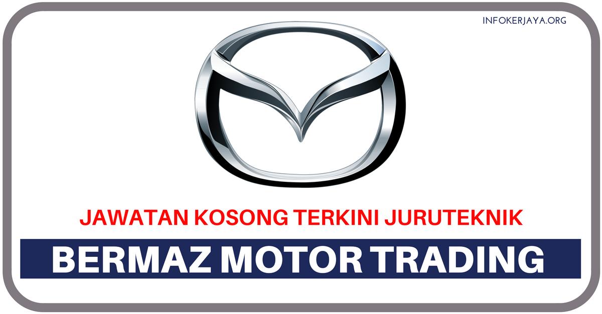 Jawatan Kosong Terkini Bermaz Motor Trading Sdn Bhd