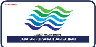 Jawatan Kosong Terkini Jabatan Pengairan dan Saliran (JPS)