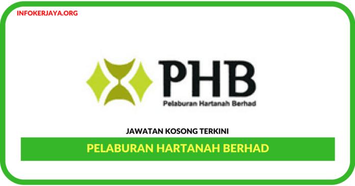 Jawatan Kosong Terkini Pelaburan Hartanah Berhad (PHB)