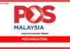Jawatan Kosong Terkini Pos Malaysia Berhad