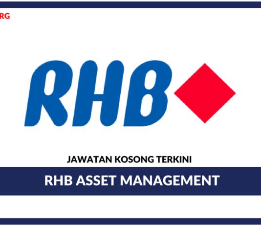 Jawatan Kosong Terkini RHB Asset Management