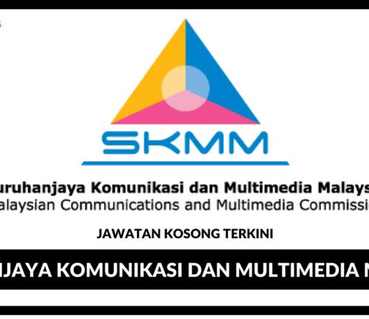 Jawatan Kosong Terkini Suruhanjaya Komunikasi Dan Multimedia Malaysia (MCMC)