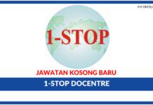 Jawatan Kosong Terkini 1-Stop Docentre