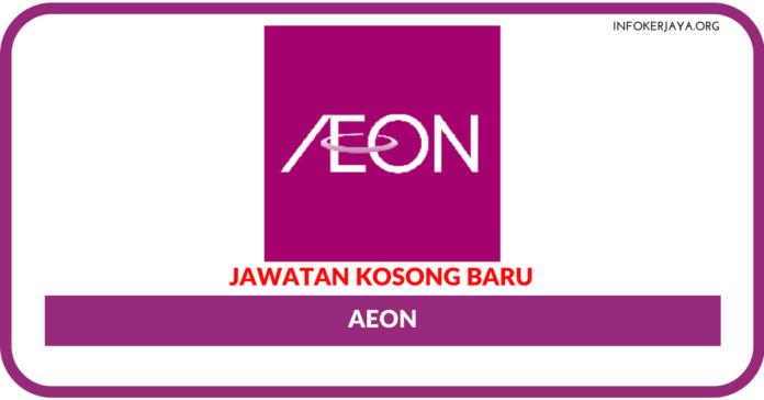 Jawatan Kosong Terkini AEON