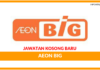 Jawatan Kosong Terkini AEON BiG