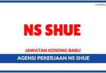 Jawatan Kosong Terkini Agensi Pekerjaan NS Shue
