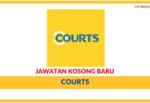 Jawatan Kosong Terkini Courts