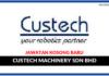 Jawatan Kosong Terkini Custech Machinery
