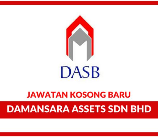 Jawatan Kosong Terkini Damansara Assets Sdn Bhd