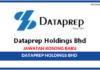 Jawatan Kosong Terkini Dataprep Holdings Bhd