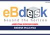 Jawatan Kosong Terkini EBdesk Malaysia