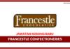 Jawatan Kosong Terkini Francestle Confectioneries