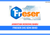 Jawatan Kosong Terkini Freser (M) Sdn Bhd