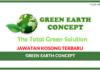 Jawatan kosong Terkini Green Earth Concept