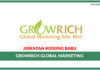 Jawatan Kosong Terkini Growrich Global Marketing