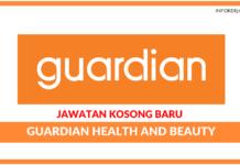 Jawatan Kosong Terkini Guardian Health And Beauty