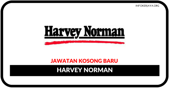 Jawatan Kosong Terkini Harvey Norman