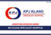 Jawatan Kosong Terkini KPJ Klang Specialist Hospital