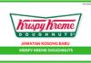 Jawatan Kosong Terkini Krispy Kreme Doughnuts