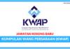 Jawatan Kosomh Terkini Kumpulan Wang Persaraan (KWAP)