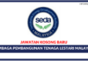 Jawatan Kosong Lembaga Pembangunan Tenaga Lestari Malaysia (SEDA)