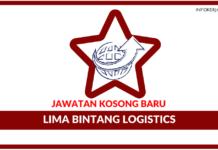 Jawatan Kosong Terkini Lima Bintang Logistics