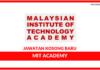 Jawatan Kosong Terkini MIT Academy
