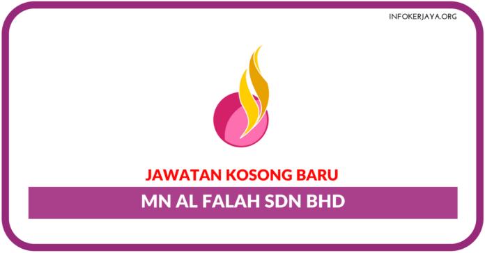 Jawatan Kosong Terkini MN Al Falah Sdn Bhd