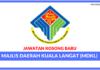 Jawatan Kosong Terkini Majlis Daerah Kuala Langat (MDKL)