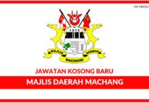 Jawatan Kosong Terkini Majlis Daerah Machang