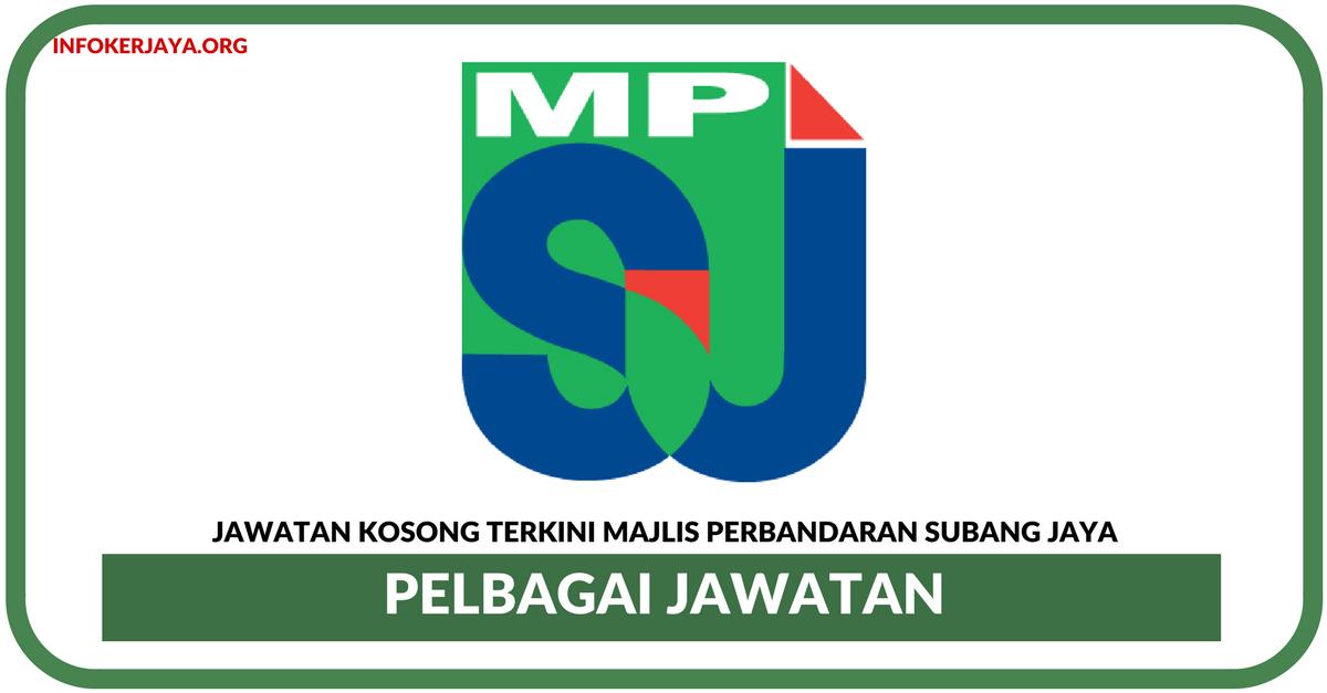Jawatan Kosong Terkini Majlis Perbandaran Subang Jaya Mpsj Jawatan Kosong Terkini