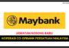 Jawatan Kosong Terkini Malayan Banking Berhad